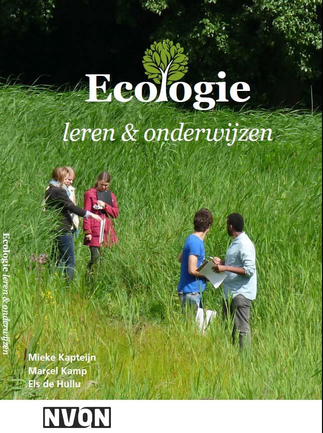Ecologie  leren   onderwijzen – NVON Webshop cd134a40249